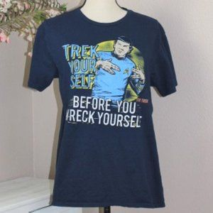 Spock Star Trek Graphic T-shirt